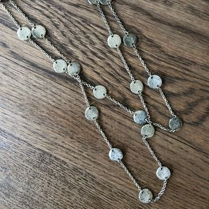 South Moon Under Faux Gold Necklace